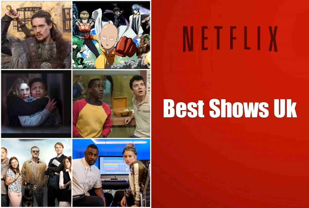 Best Shows on Netflix Uk That Need Binge Watching
