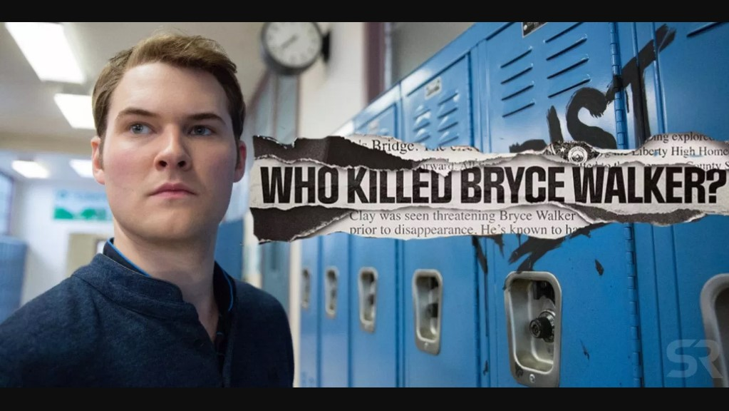 Who killed bryce walker?