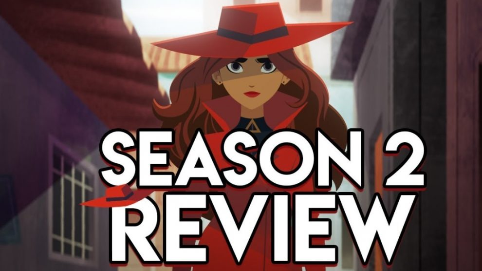 """Read This Before You See """"Carmen Sandiego Season 2"""" On Netflix   Review"""