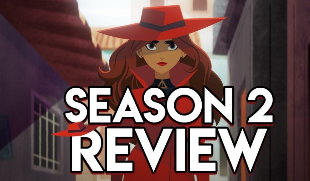 "Read This Before You See ""Carmen Sandiego Season 2"" On Netflix 