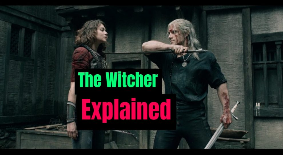 Season 1 of The Witcher is released on 20 December. 8 Episodes of the first season is over with the full of many questions Let's Explained in the Ending.