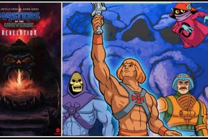 It looks like the New He-Man and the Masters of the Universe series coming to Netflix. He-Man and the Masters of the universe are heading to Netflix.