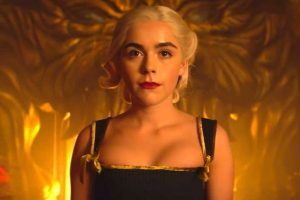 This is the First Review of the Trailer of the Chilling Adventures of Sabrina Part 3. What up this drama screen covering movies TV and entertainment and here's my review of Netflix series Chilling Adventures of Sabrina part 3 or season 3.