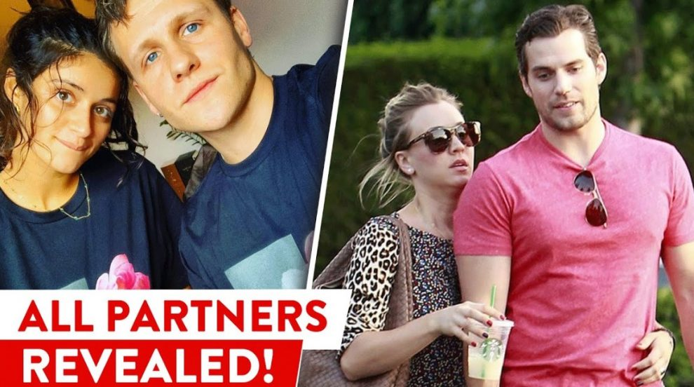 """This is everything you want to know about Netflix Series """"The Witcher"""" Real Life Partners Revealed, Relationships in Real Life. Henry Cavill prefer younger women."""