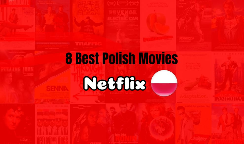 This is 8 Best Polish Movies on Netflix: The Coldest Game (2019), Fanatyk (2017), Women of Mafia 2 (2019) - Kobiety mafii 2, The Cruise (1970)